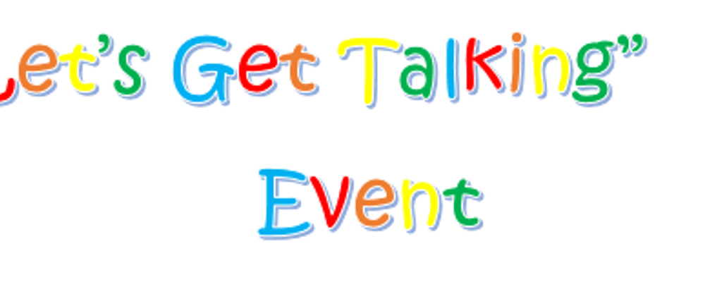 Lets Get Talking Event Session 2