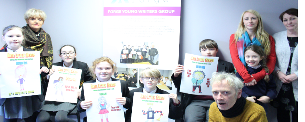 GSAP Aspire Students Comic Club
