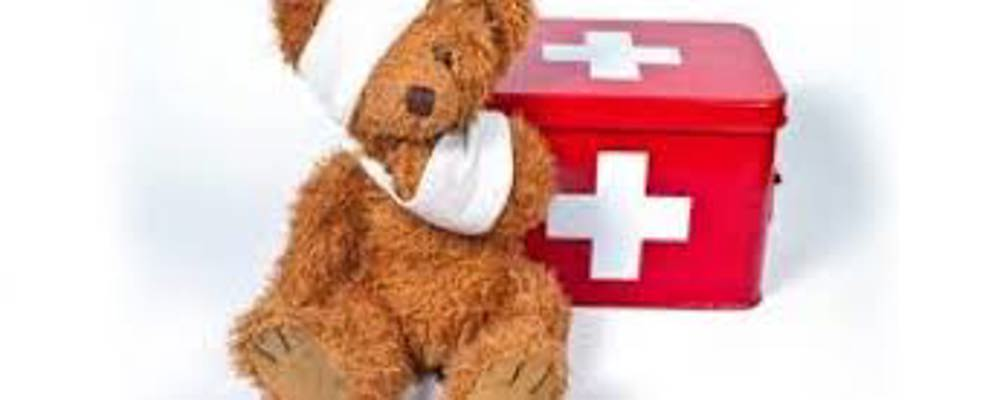 Certified Paediatric first aid