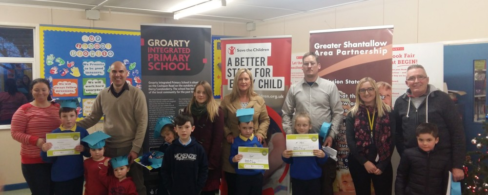 GSAP FAST programme at Goarty IPS & Gaelscoil na Daroige