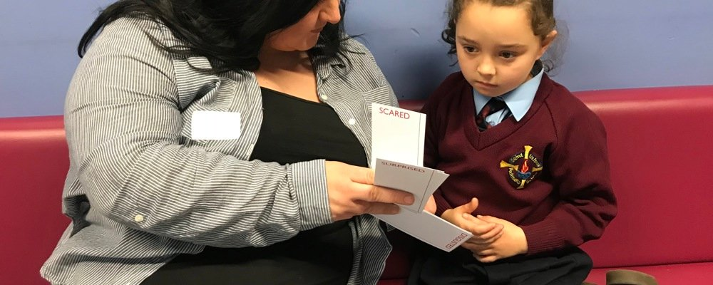 St Eithnes Primary School commences our Familiy Connect Programme