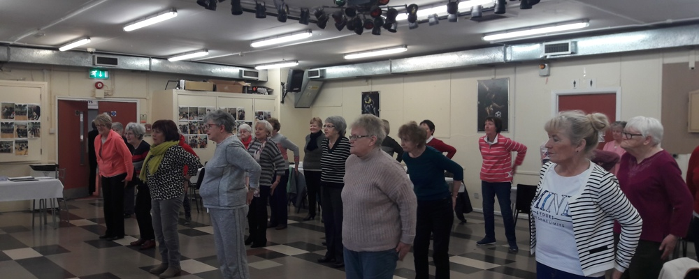 Busy week for GSAP's Northside 50+  Club