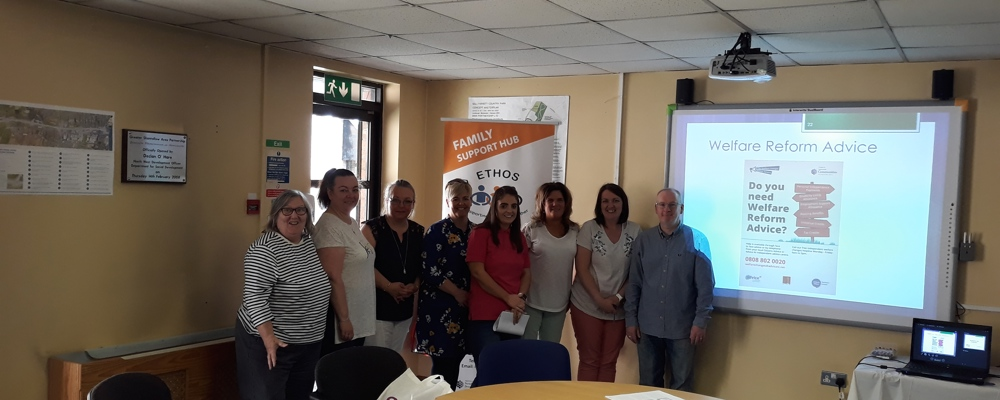 Excellent & Informative  - Personal Independence Payment (PIP) Information Session at Shantallow