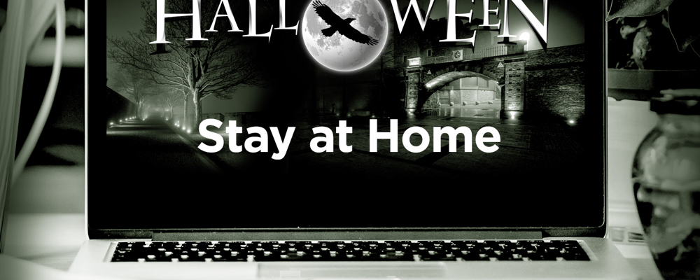 Stay Safe at Home this Derry Halloween