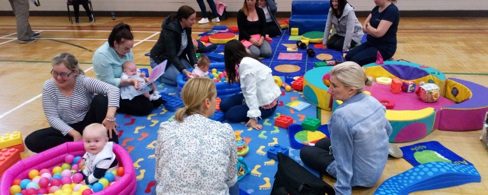 Fantastic Fun at GSAP Talking To Our Babies Face To Face Event!