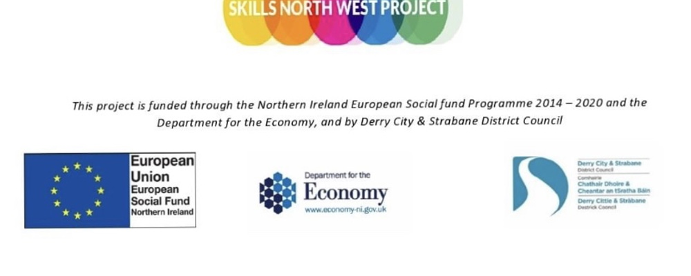 Skills North West Project launch new Employabilty and Skills outreach service in Skeoge Community Hub