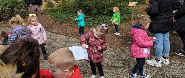 Outer North Extended Schools Cluster - Forest School & Adventure Play Programme