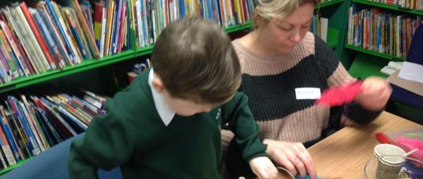 GSAP Families Connect at Greenhaw Primary School
