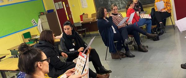 GSAP Families Connect Programme at Steelstown Primary school