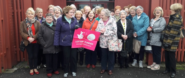 Congratulations to Northside 50+ securing £9,850 from the Big Lottery