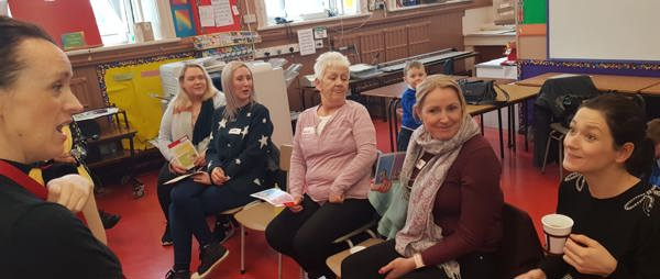 Nazareth House Primary School Families Connect Programme